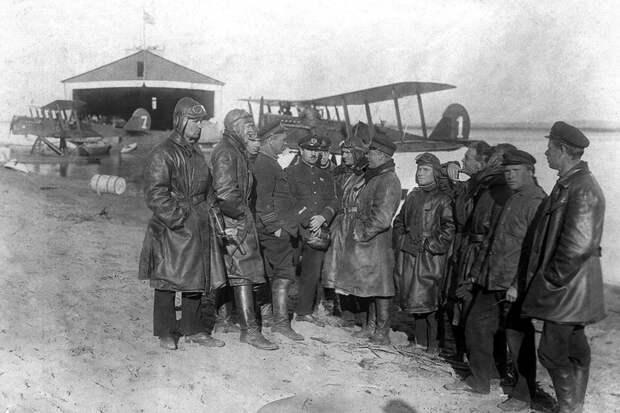 Красные военлеты против белокитайцев. 1929 год.