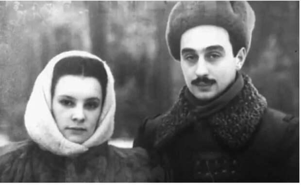 Великие истории любви. Серго Берия и Марфа Пешкова