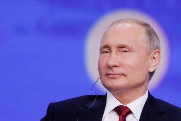 Политолог оценил рост рейтинга Путина