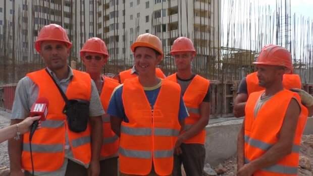 Профессионалы в строительной деятельности!