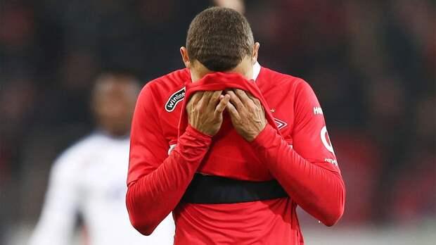 Футболист «Спартака» Ларссон: «Чувствую в крови африканское наследие. То, через что прошли чернокожие — ужасно»