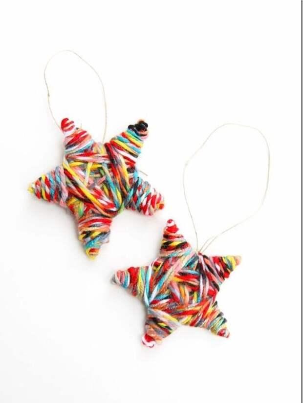 Ёлочные игрушки своими руками: 28 очаровательных примеров