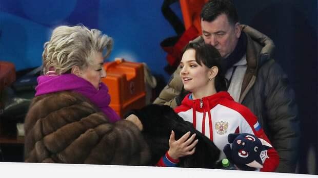 Медведева: «Тарасова — потрясающая женщина. Нам вдвоем с ней комфортно»