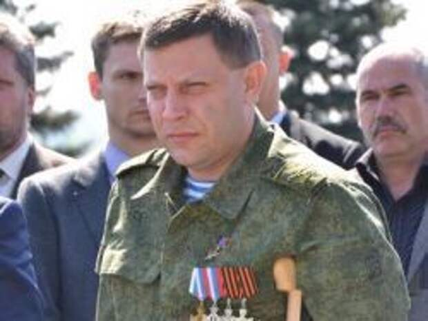 Новость на Newsland: Захарченко: Донбасс будет очищен от фашистов