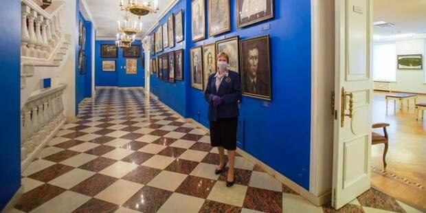 Москва избежала экстремального числа инфицированных благодаря масочному режиму