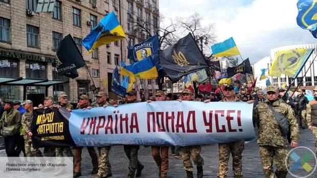 Марков рассказал, как США установили националистический режим на Украине