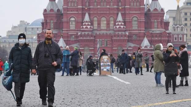 Гидрометцентр предупредил москвичей о желтом уровне опасности 20 апреля