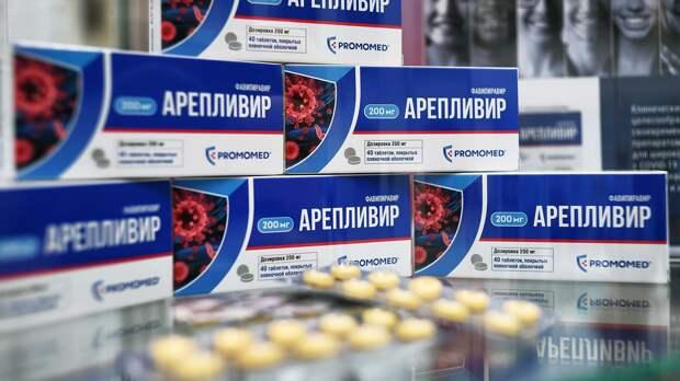 Медработники Ленобласти получили бесплатные лекарства от коронавируса