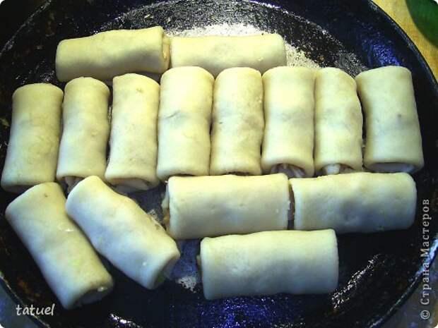 Кулинария Мастер-класс Рецепт кулинарный Мясные трубочки Продукты пищевые фото 11
