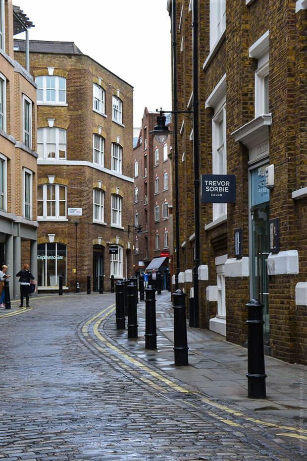 Лондон - окно в другую реальность