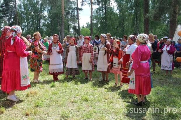В Удмуртии отказались от проведения праздника Выль