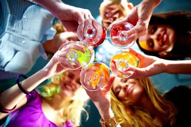 Как правильно пить разные виды алкоголя