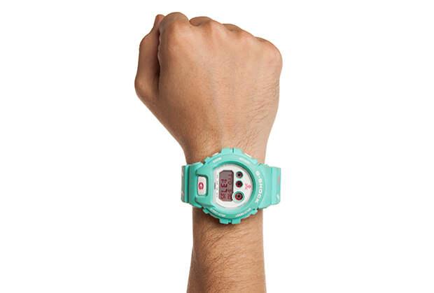 Бренд G-Shock создал «съедобные» часы