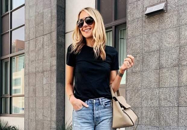 Теперь дырки только на коленках! Модные джинсы этого лета!