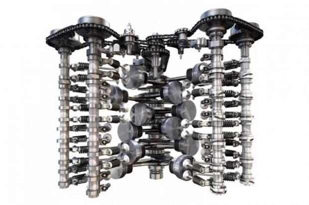 Фольксваген представил в Вене новые моторы