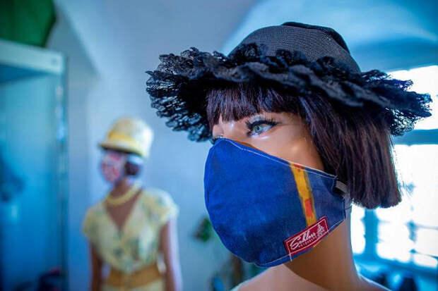 Какносить маски иреспираторы, чтобы нетравмировать кожу