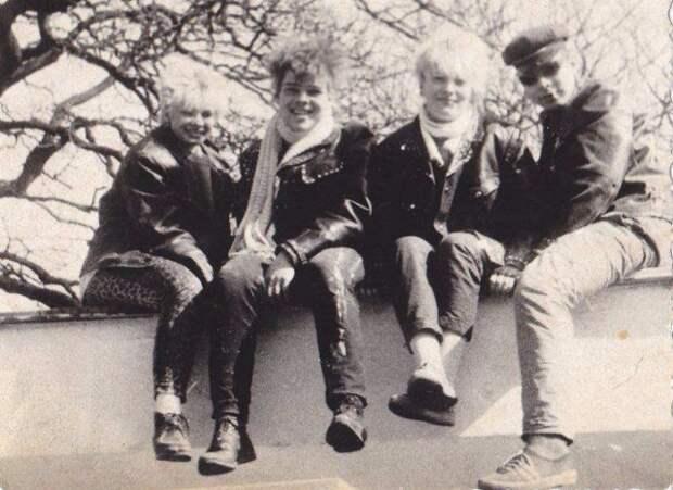 70 искренних фотографий эстонской панк-культуры 1980-х годов 38