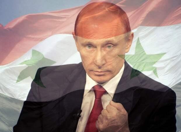 Своих не бросаем: Москва не сдаст Асада