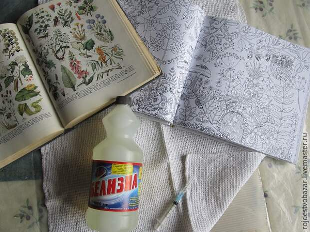 роспись по ткани