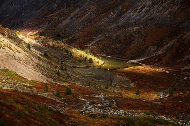 Осенний Алтай: 12 волшебных пейзажей