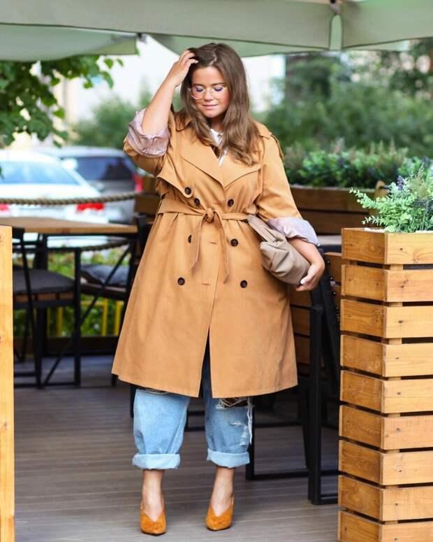 Что носить женщине 56 размера весной? 15 головокружительных и стильных образов