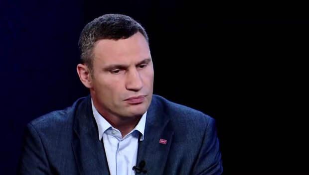 Интервью мэра Киева Кличко: ничего не понятно, но оторваться невозможно