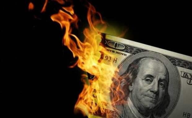 Россия продолжает пинать американский доллар