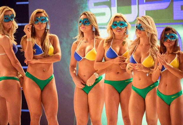 Самые красивые участницы конкурса Мисс Бум-Бум
