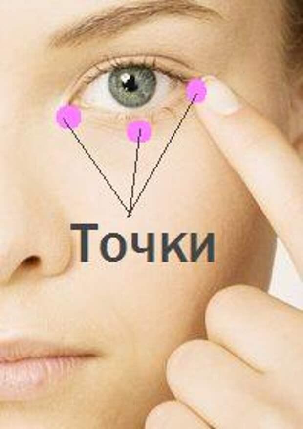 """ТИБЕТСКАЯ ЙОГА - ОТ СИНЯКОВ И """"МЕШКОВ"""" ПОД ГЛАЗАМИ"""