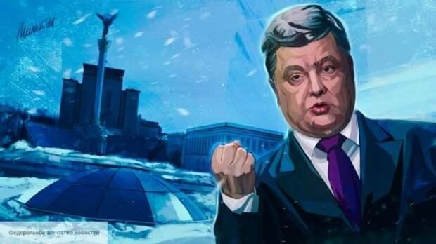 Киев специально спровоцировал обострение в Керченском проливе: украинский политик оценил попытку Порошенко освободить моряков через УПЦ