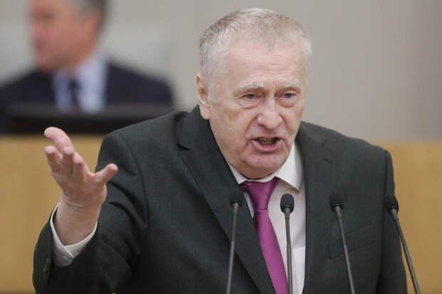 Жириновский призвал арестовать Зюганова и запретить слово «коммунизм»