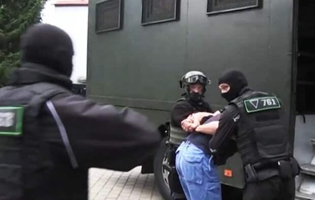 К задержанию россиян в Белоруссии могут быть причастны спецслужбы Украины