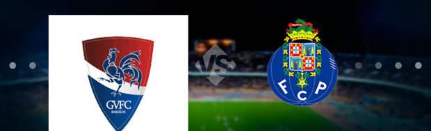 Жил Висенте - Порту: Прогноз на матч 24.09.2021