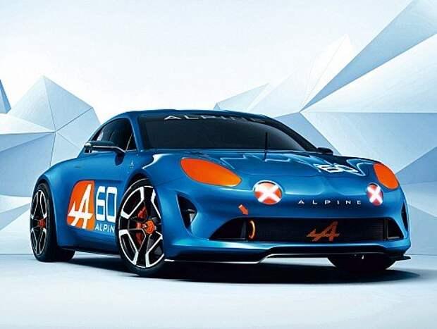 Renault раздумывает над спорткроссовером Alpine