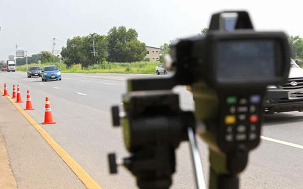 Будет ли штраф за превышение до 20 км/ч - решают в МВД