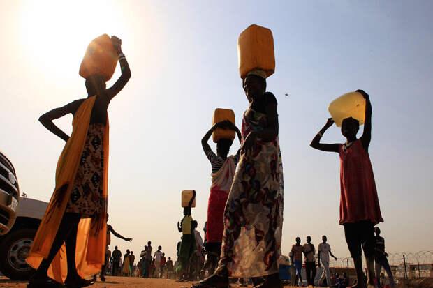 Всемирный день воды 2016