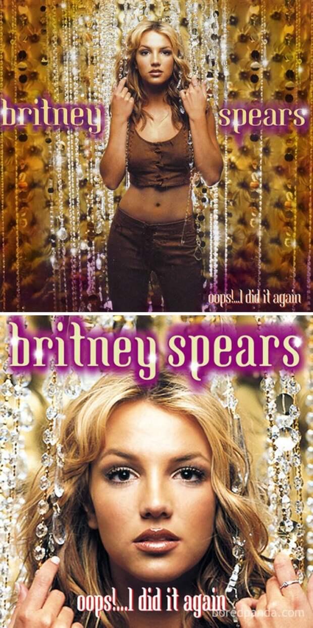 Альбом Бритни Спирс