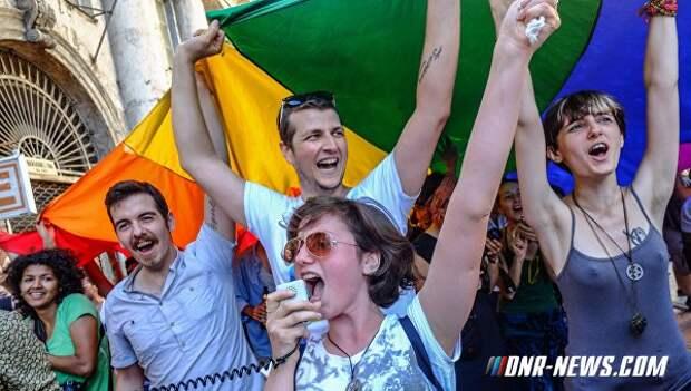 В Николаеве пройдет гей-парад в память о «небесной сотне»