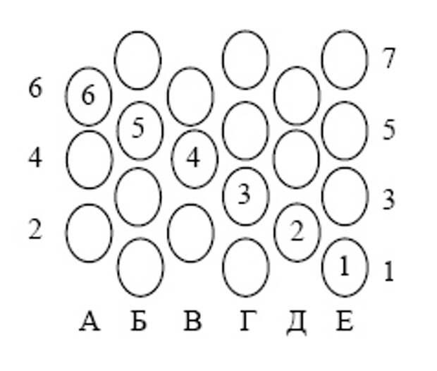 Мозаичная техника плетения