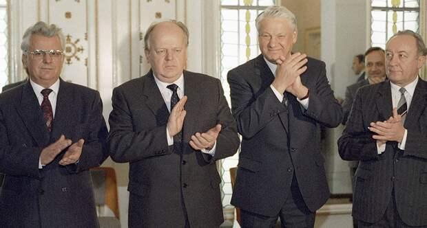 Шушкевич назвал ложью слова Горбачева о причинах развала СССР