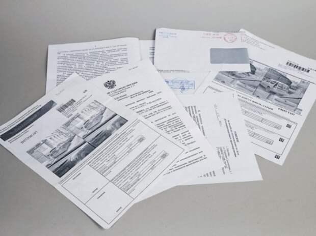 Власти Москвы смогут выписывать административные штрафы за некоторые нарушения ПДД