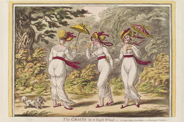 """Вымоченная мода: как """"влажный образ"""" влиял на тренды и здоровье на протяжении веков"""