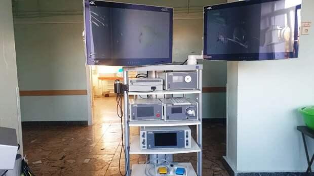 В Крым до конца года прибудет оборудование для онкобольных