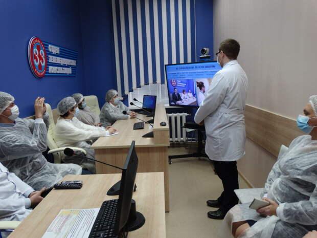 Более 100 телемедицинских консультаций провели сначала года вНижегородском областном центре компетенций потелемедицине