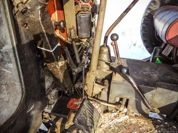 Коробку передач от ГАЗ-51. самоделка, своими руками, трактор