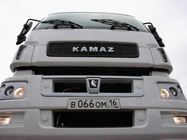 КАМАЗ создаст новый двигатель к 2017 году