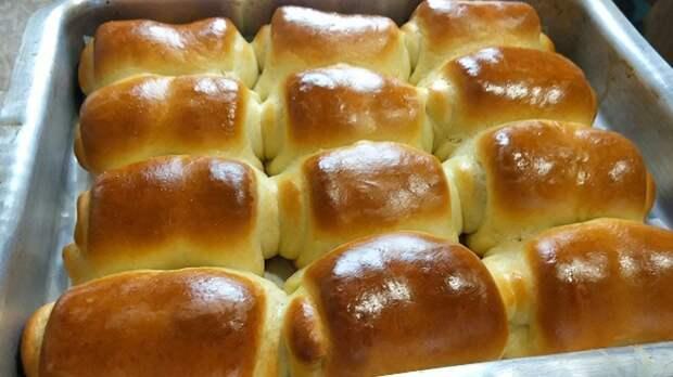 Восхитительные булочки с кабачками