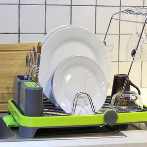 Порядок и чистота на кухне превыше всего