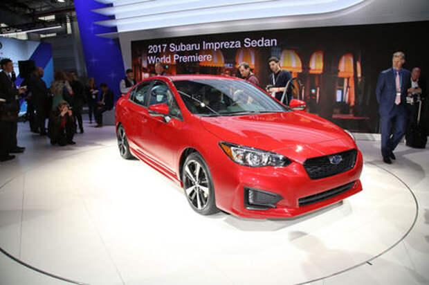 Зри в корень: новая Subaru Impreza революционнее, чем кажется