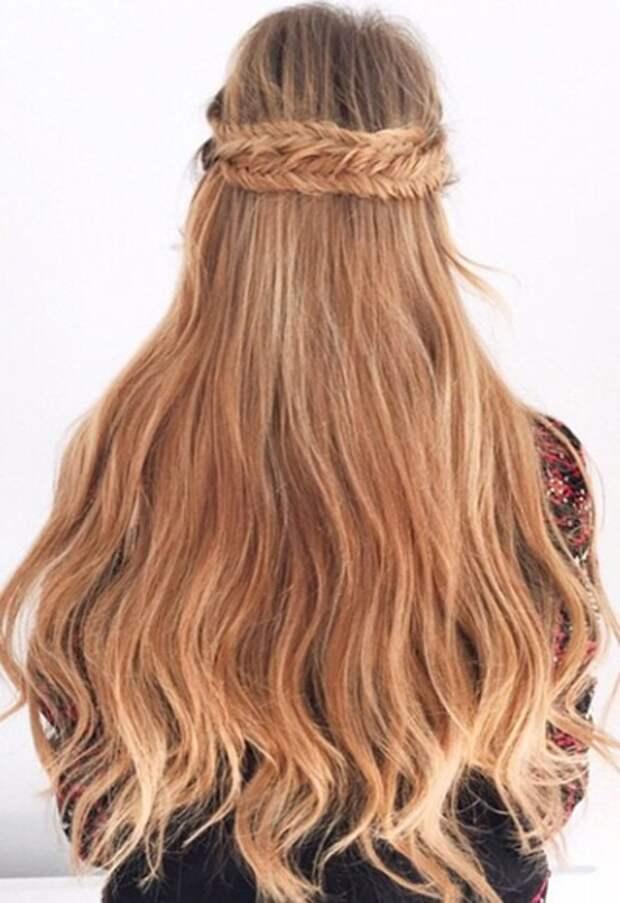 Тройная коса